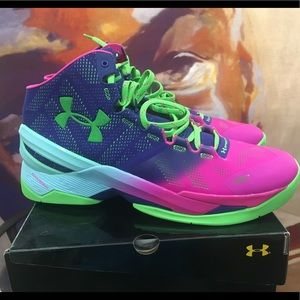 Brand New w/box Under Armour Curry 2 - Northern